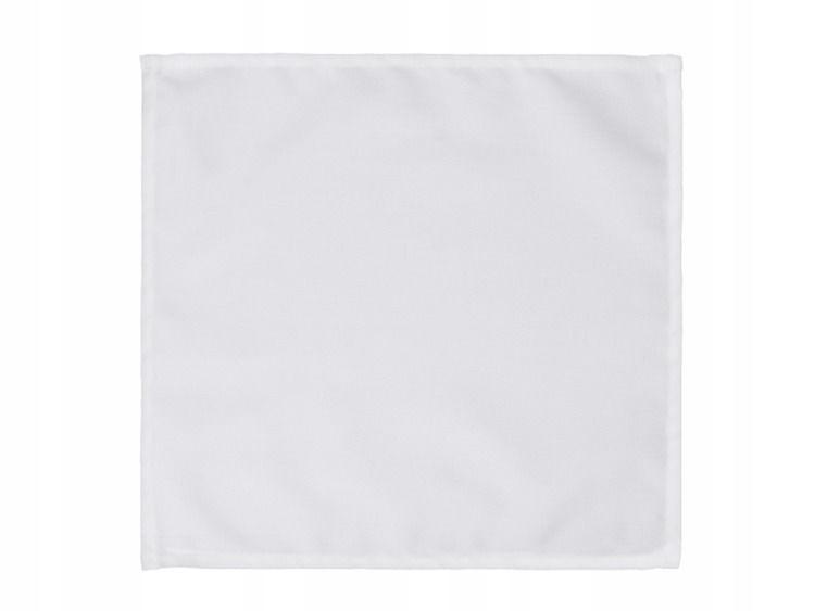 Serwetki materiałowe, biały, 35 x 35cm 25 szt.