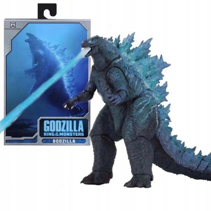 Anime Godzilla Nuclear Energy Jet Energy Edition