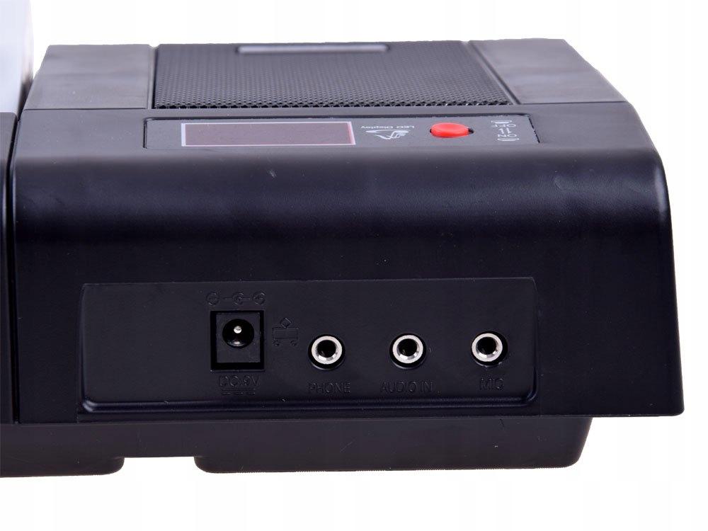 Organy MQ6151L 61 podświetlane klawisze IN0124 EAN 1401404580256
