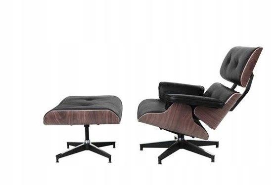 Vip stolička black/orech/standard base TP