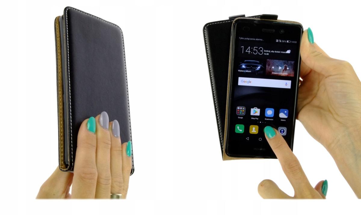 Etui do Huawei P Smart 2021 Flexi Case + Szkło 9H Kod producenta C159B