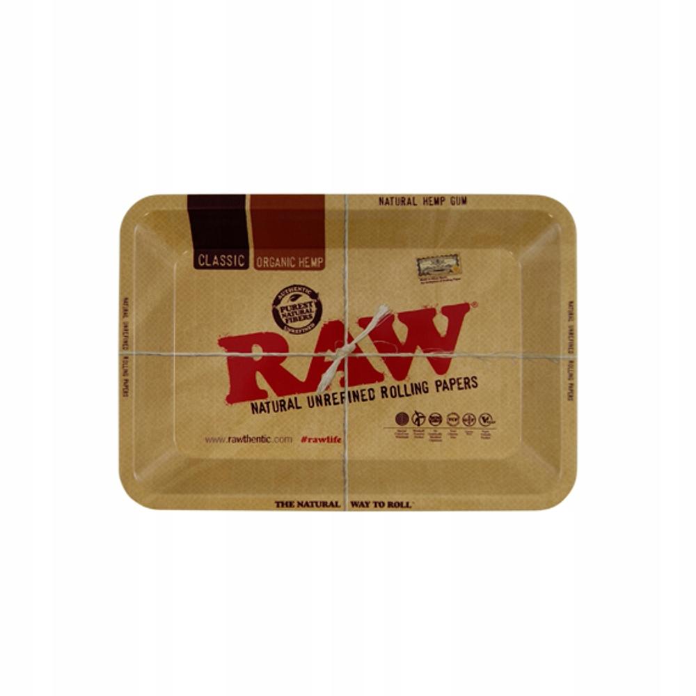RAW Tray Миниатюрный лоток для сворачиваемых сигарет