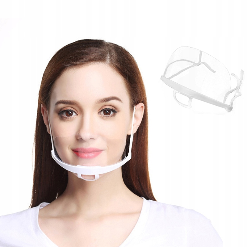 Защитная маска мини щит шлем борода 10шт