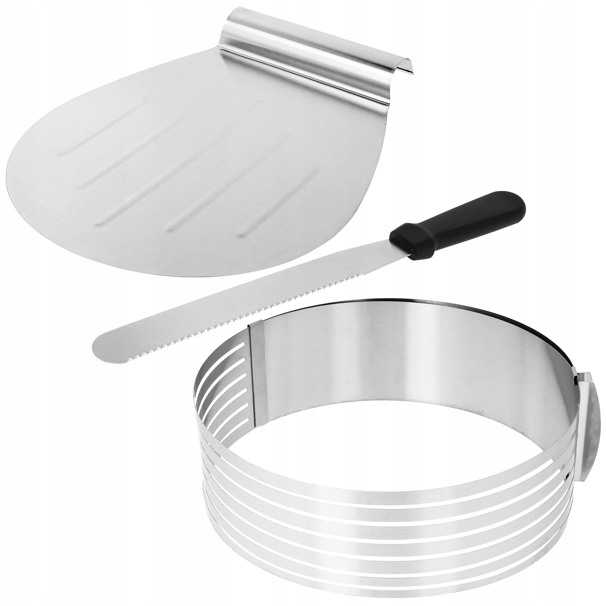 РЕЖУЩЕЕ КОЛЬЦО Набор шпателей для ножей BB 1548