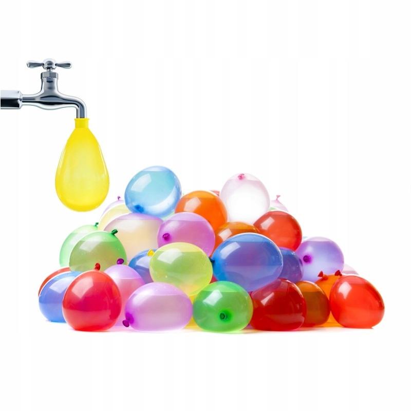 Воздушные шары с водяной бомбой 100 шт.