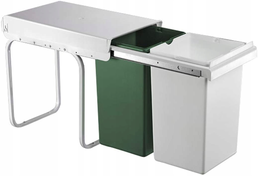 Pojemnik segregacji śmieci kuchenny kosz na śmieci