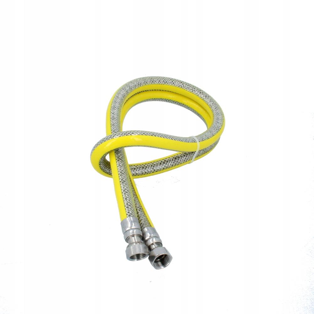 Prírodné plynové potrubie Flexibilné 125 cm 1.25