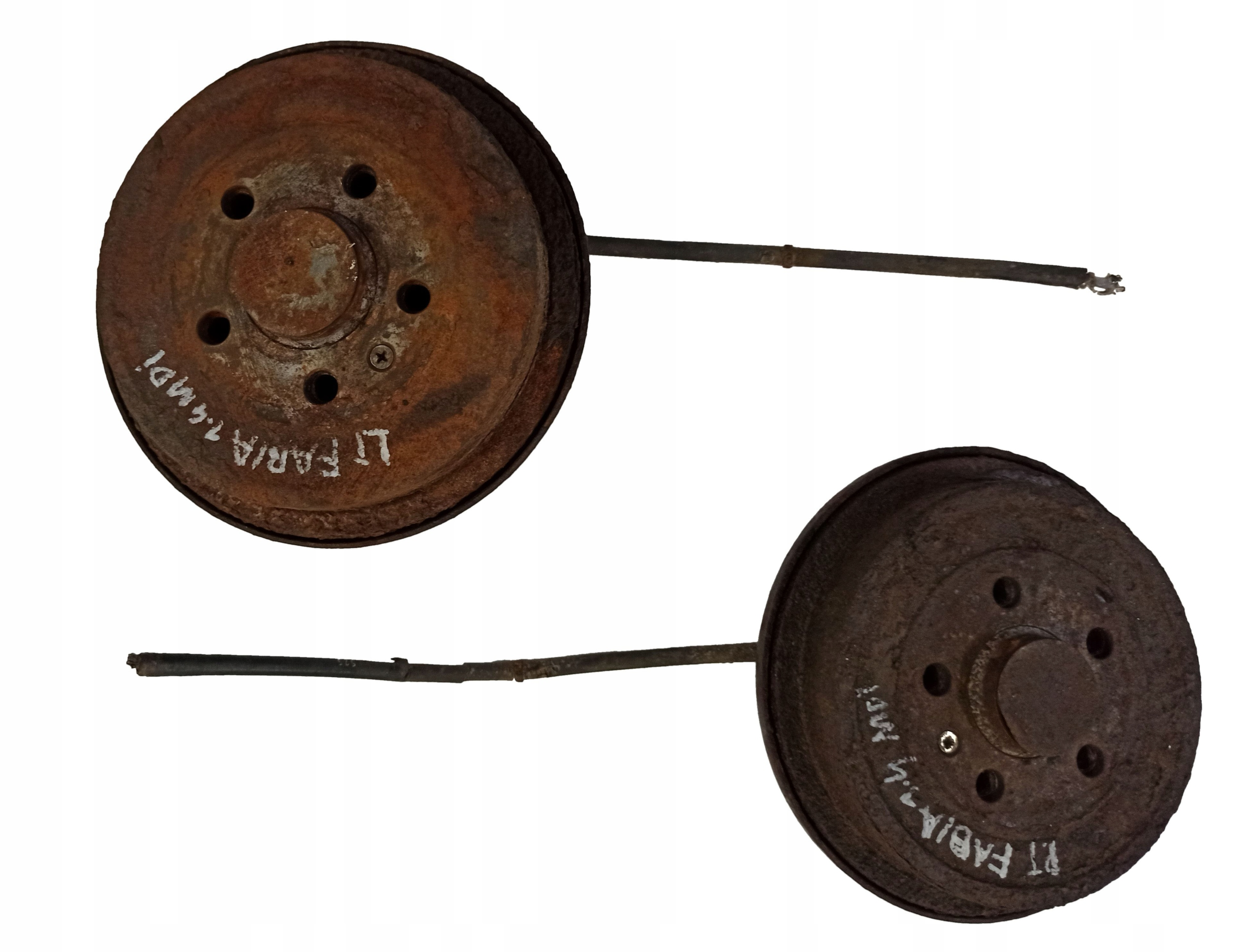skoda fabia i 14mpi барабаны колодки комплект