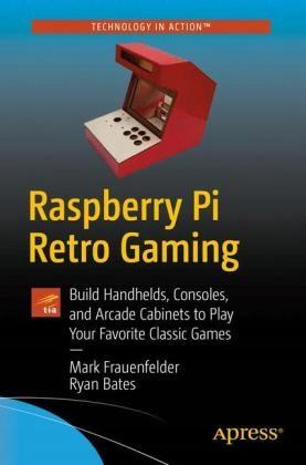 Raspberry Pi Retro Gaming: stavanie konzol a Arca