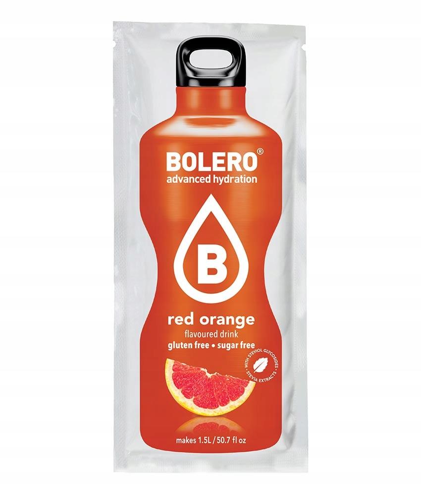 Болеро Красный Апельсин