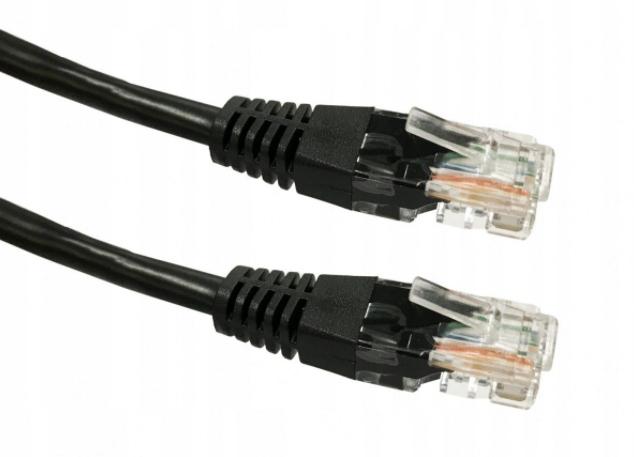 Kabel SIECIOWY Ethernet RJ45 UTP cat. 6 LAN 0,5m