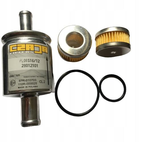 фильтр газа чая fs fl01s1612+tomasetto+oringi