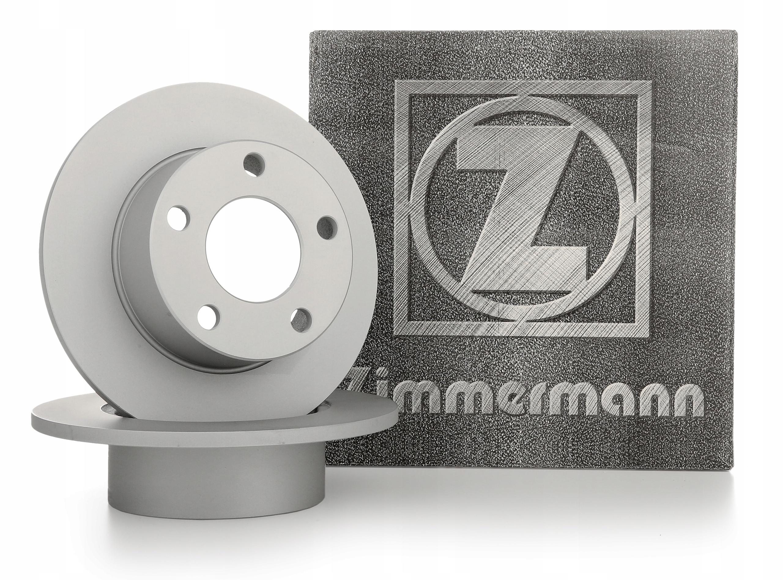 диски zimmermann сзади - honda accord vii 260mm