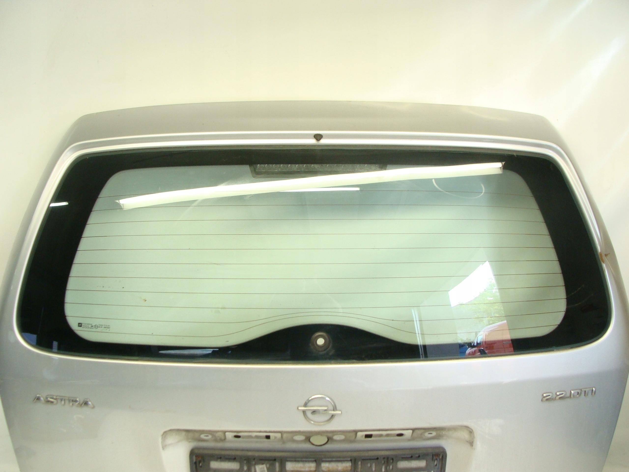 opel astra g ii стекло люка багажник сзади 2003r