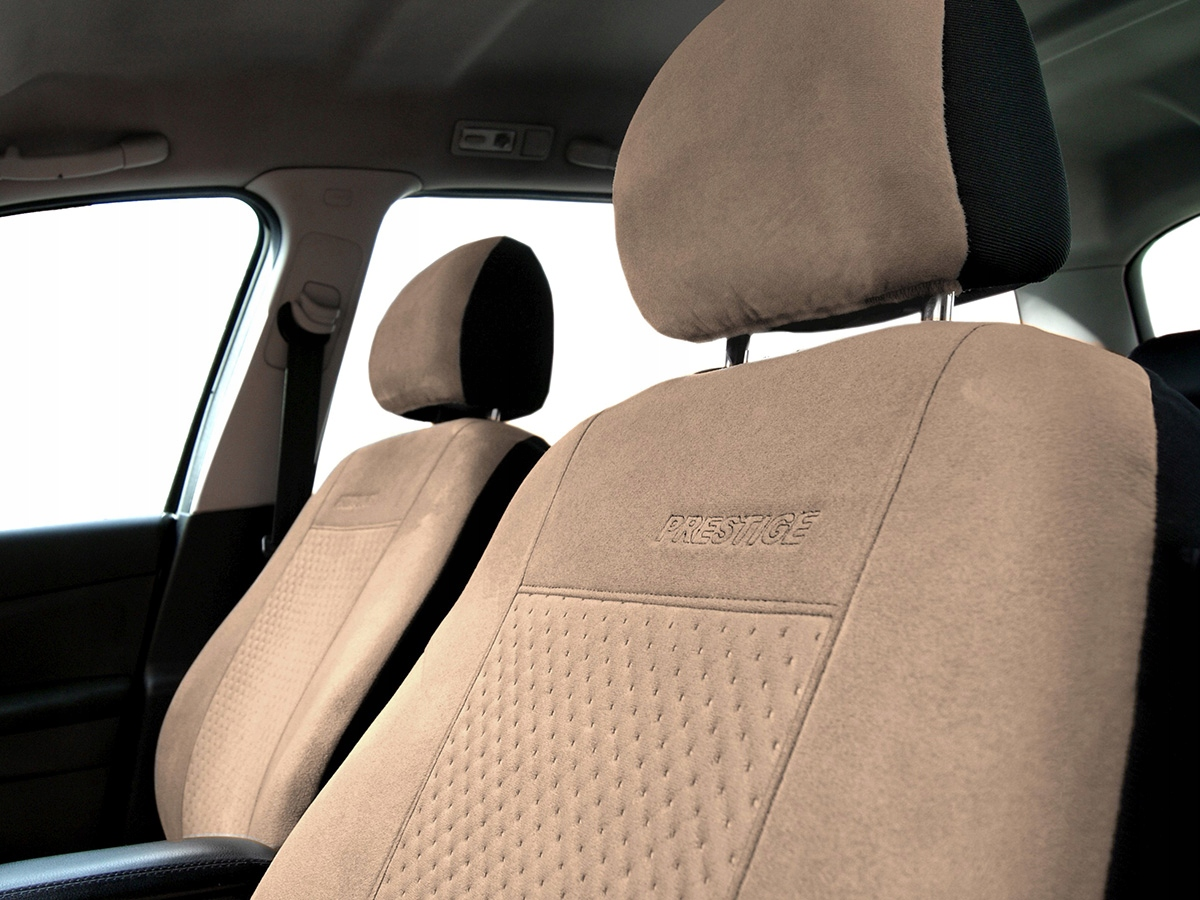 Picture of VW PASSAT COVERS UNI BEIGE SUEDE LEATHER