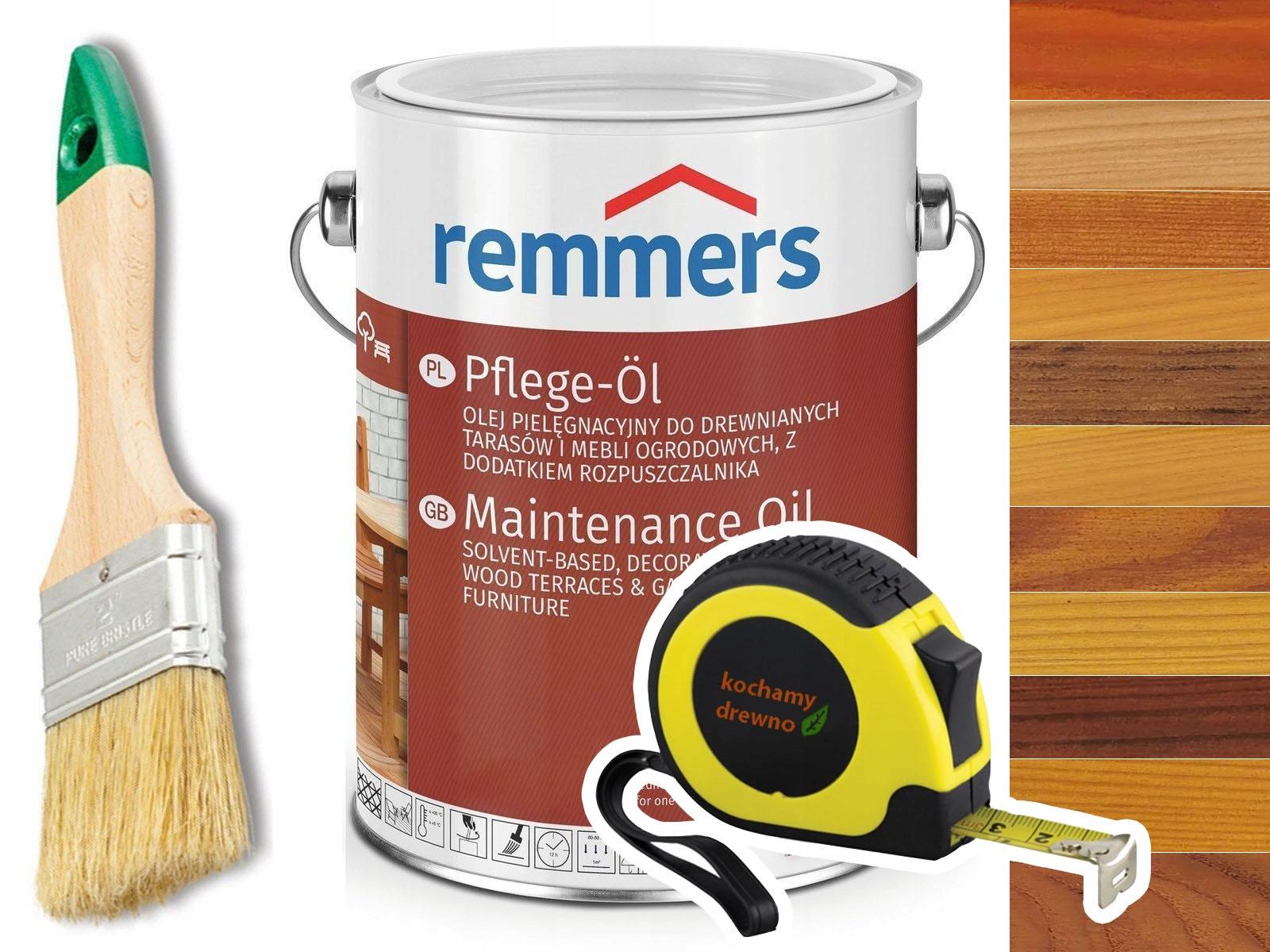 Реммерс Pflege-Ol терраса древесное масло COLORS 10L