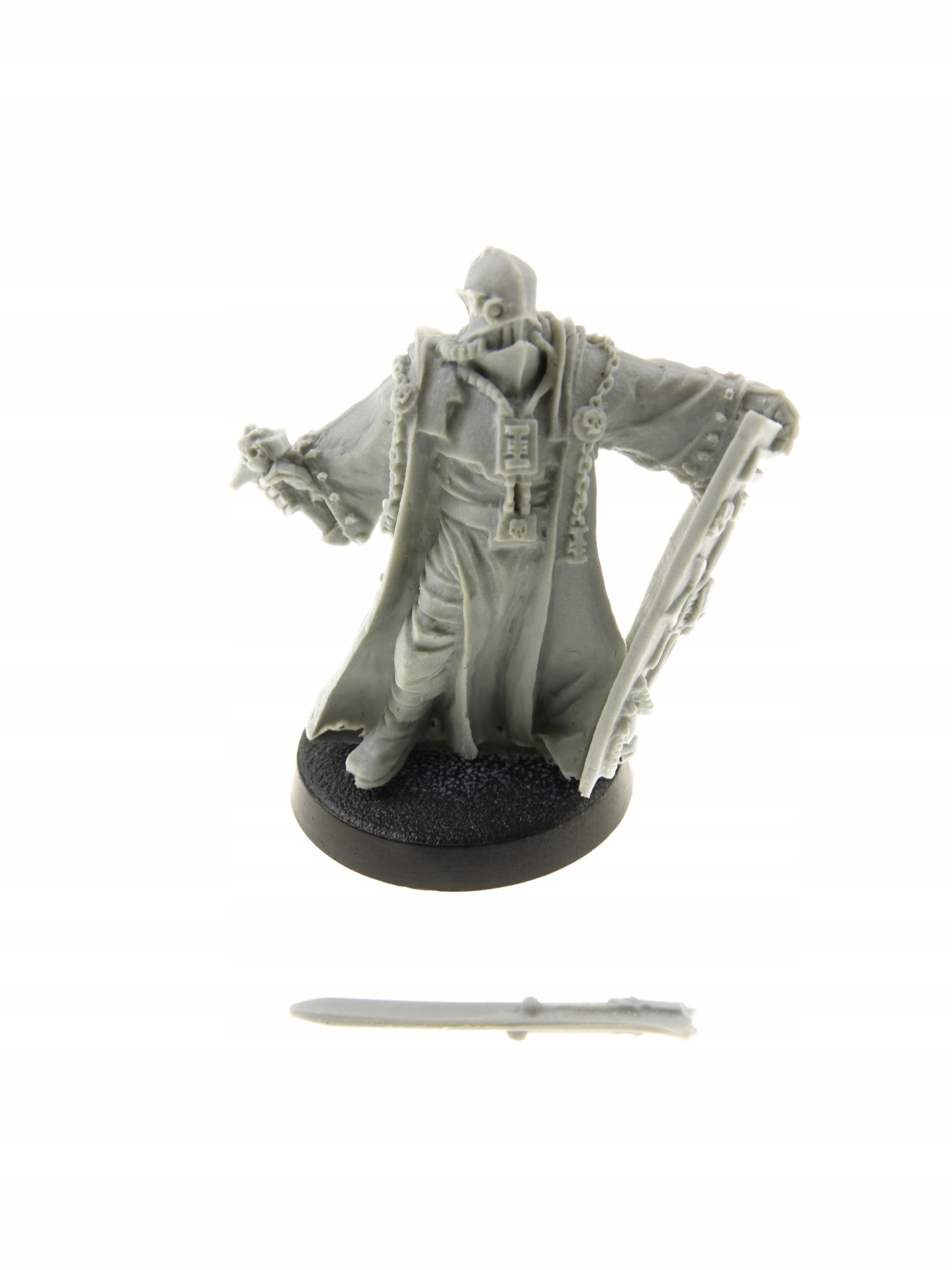 Warhammer 40k Inquisition Crusader 34 99 Zl Stan Uzywany 10005561817 Allegro Pl