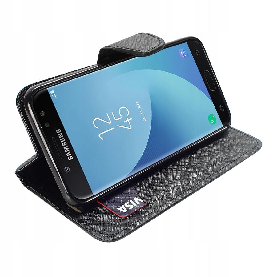 Etui PORTFEL FANCY do Samsung Galaxy J5 2016 SZKŁO Kod producenta M25