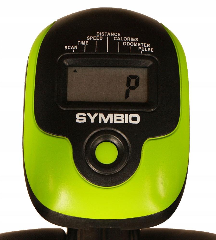 Hertz SYMBIO eliptični trenažer - pulz, kalorije Marek Hertz