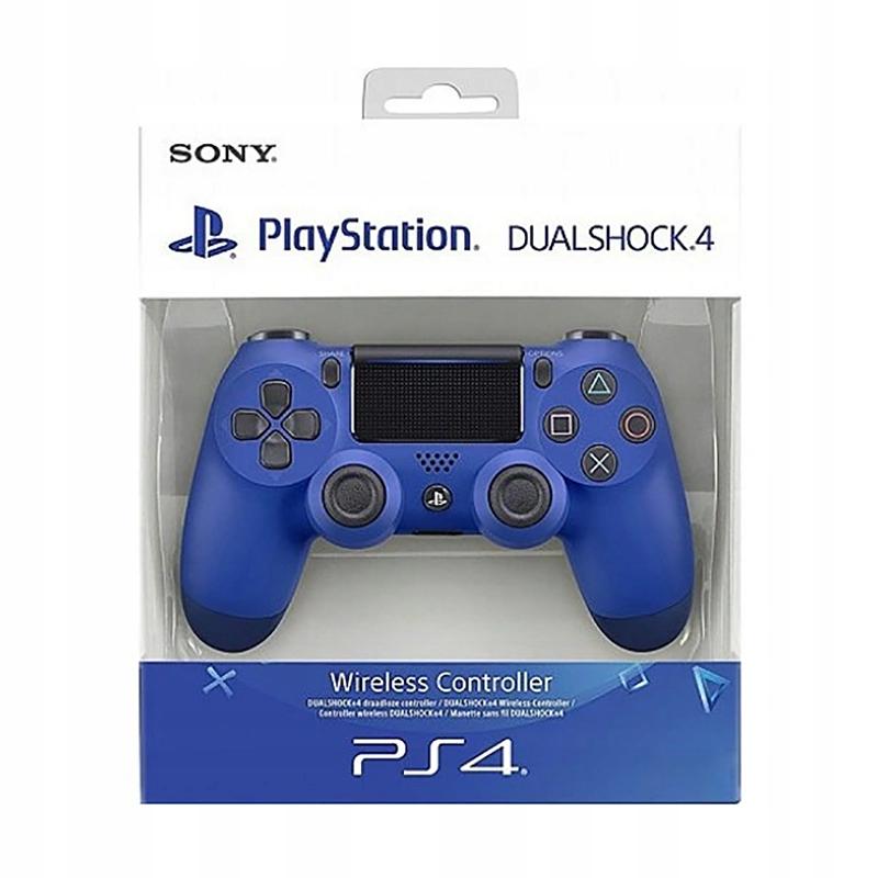 PS4 Sony PlayStation синий беспроводной коврик