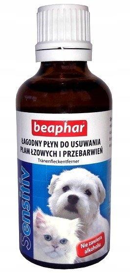 PŁYN do usuwania plam łzowych psa MALTAŃCZYK WEST