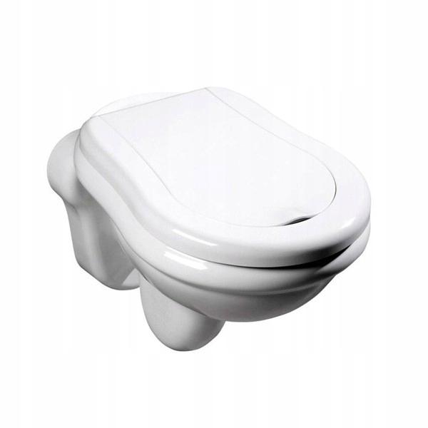 Kerasan Retro závesné WC 52x38 biele