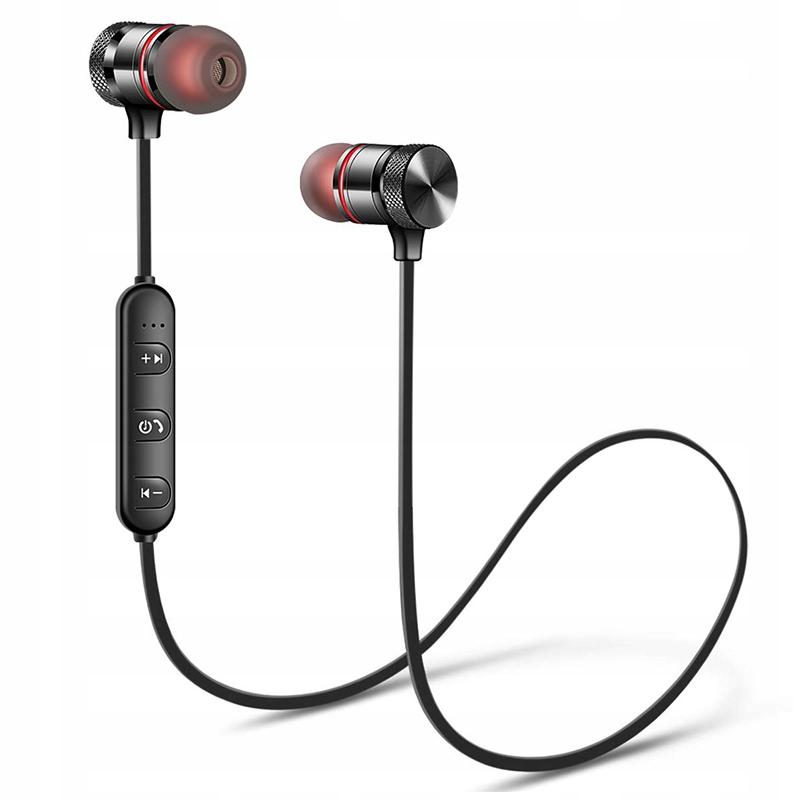 Item HEADPHONES SPORTS WIRELESS BLUETOOTH IN-EAR HEADPHONES