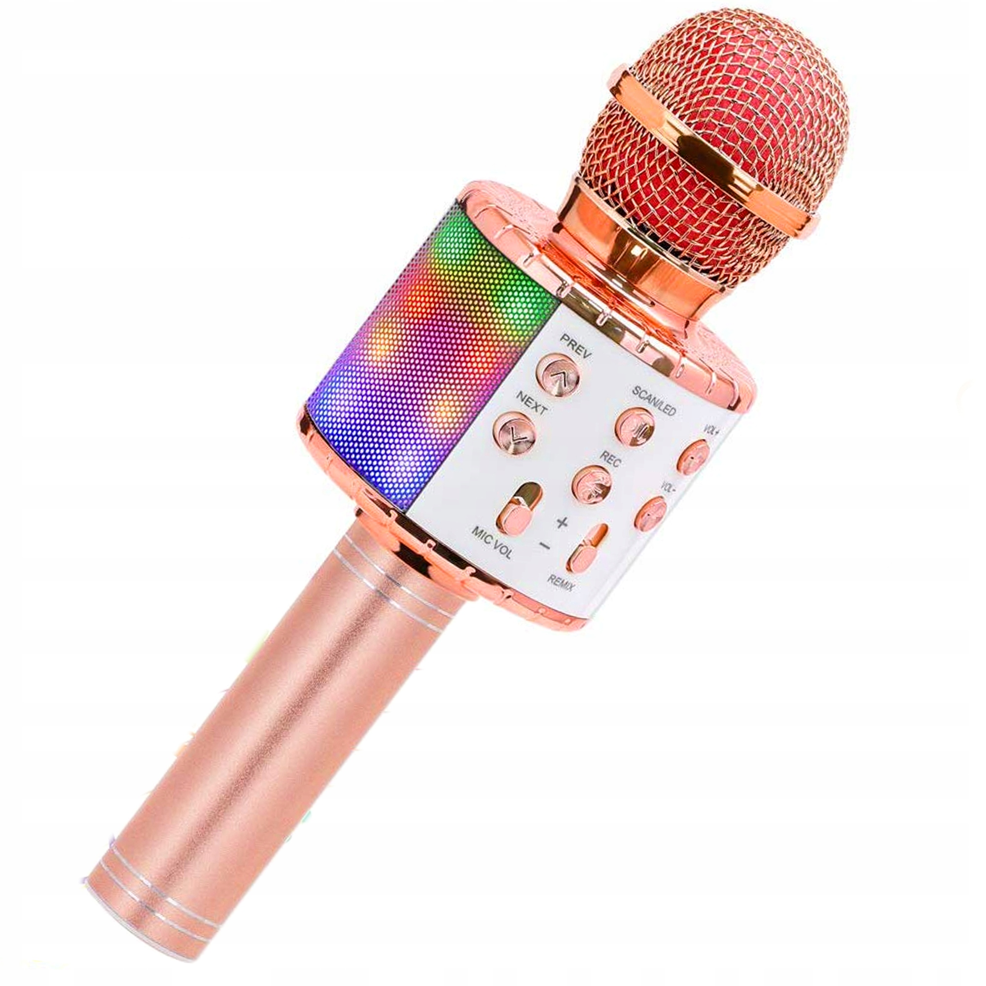 Item Microphone, Speaker, Karaoke, Wi-Fi, Bluetooth