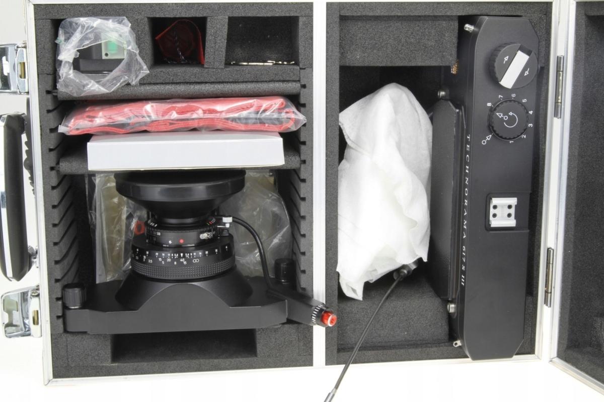Linhof Technorama 617 S III + SCHNEIDER 90MM F / 5.6