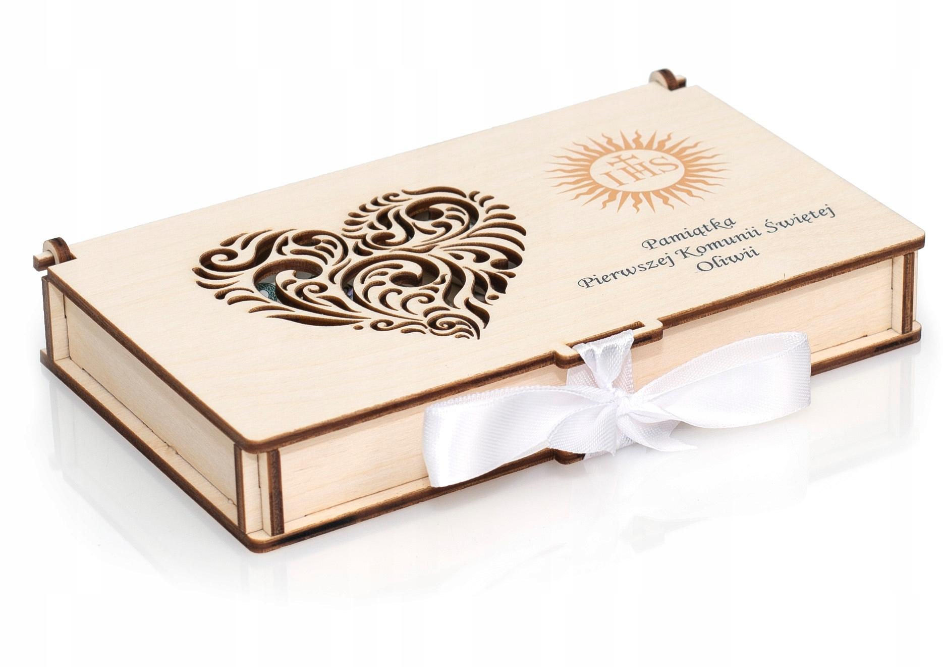Денежная коробка Сувенир Святого Причастия