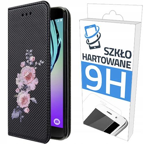 150w Etui Z Klapką+szkło do Samsung Galaxy A5 2016