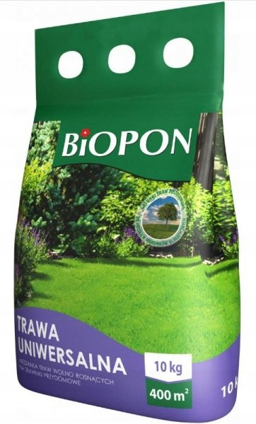 Trawa uniwersalna Biopon 10 kg