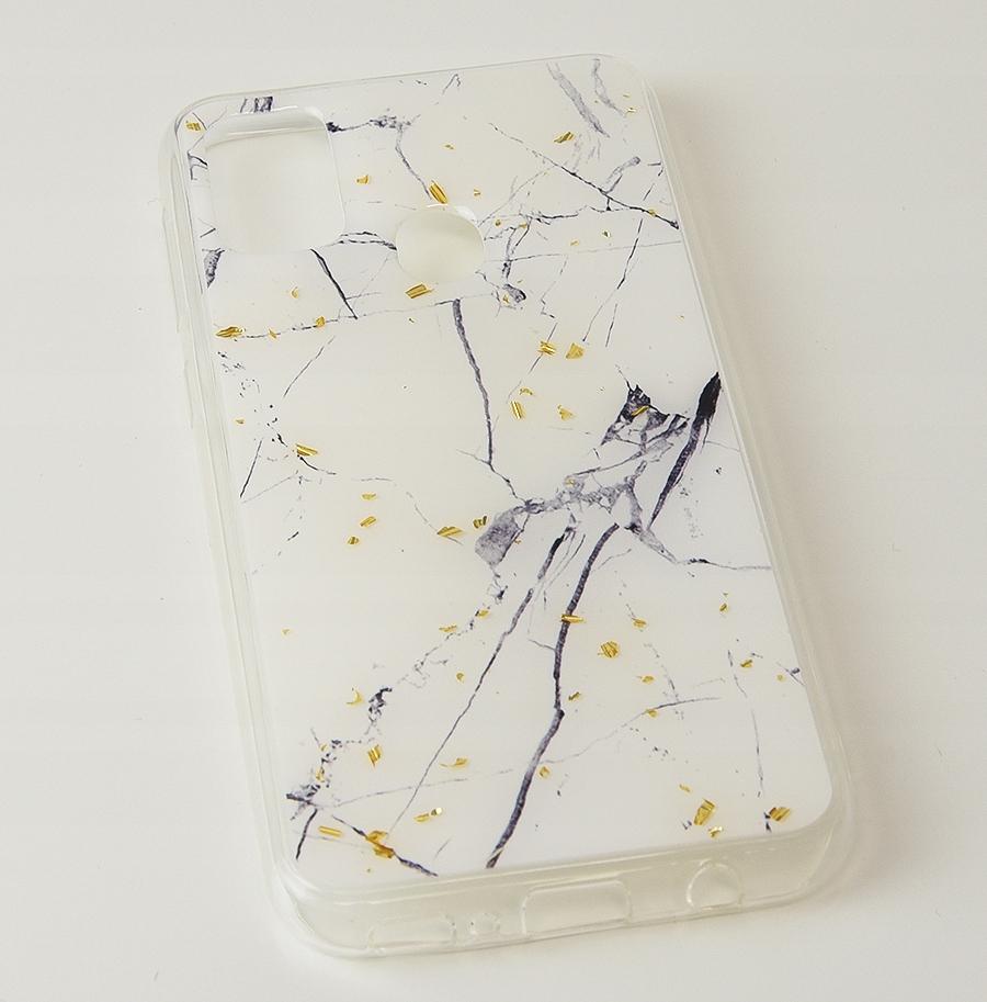 Etui do Samsung Galaxy M21 Case Wzór + Szkło 9H Producent Forcell
