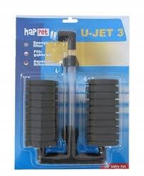 Внутренний губчатый фильтр U-Jet 3 для воды. 50-150л