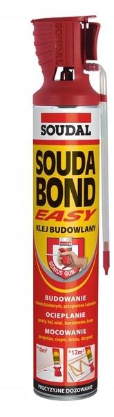 Soudal Soudabond Easy Construction Клей для полиуретана