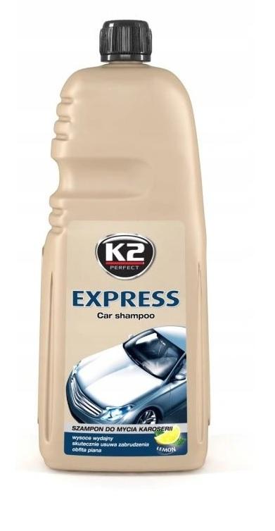 K2 EXPRESS 1L Эффективный автомобильный шампунь