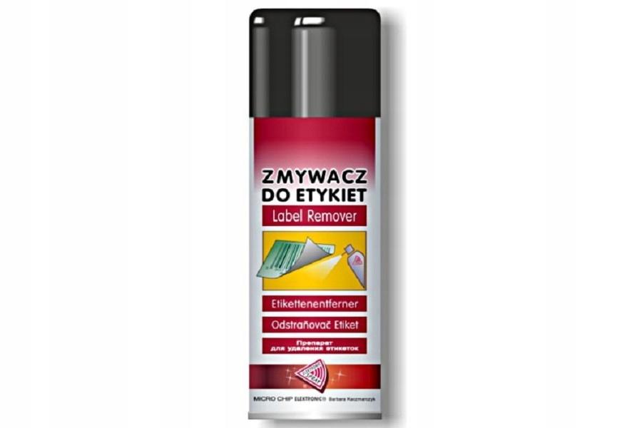 MICRO-CHIP Жидкость для снятия этикеток LABEL REMOVER 400ml