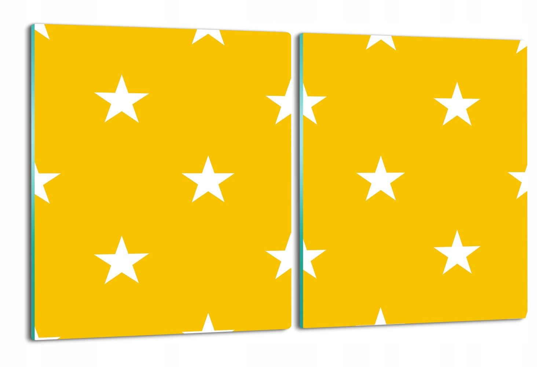 indukčná ochrana 2x 40x52 vzor retro hviezd