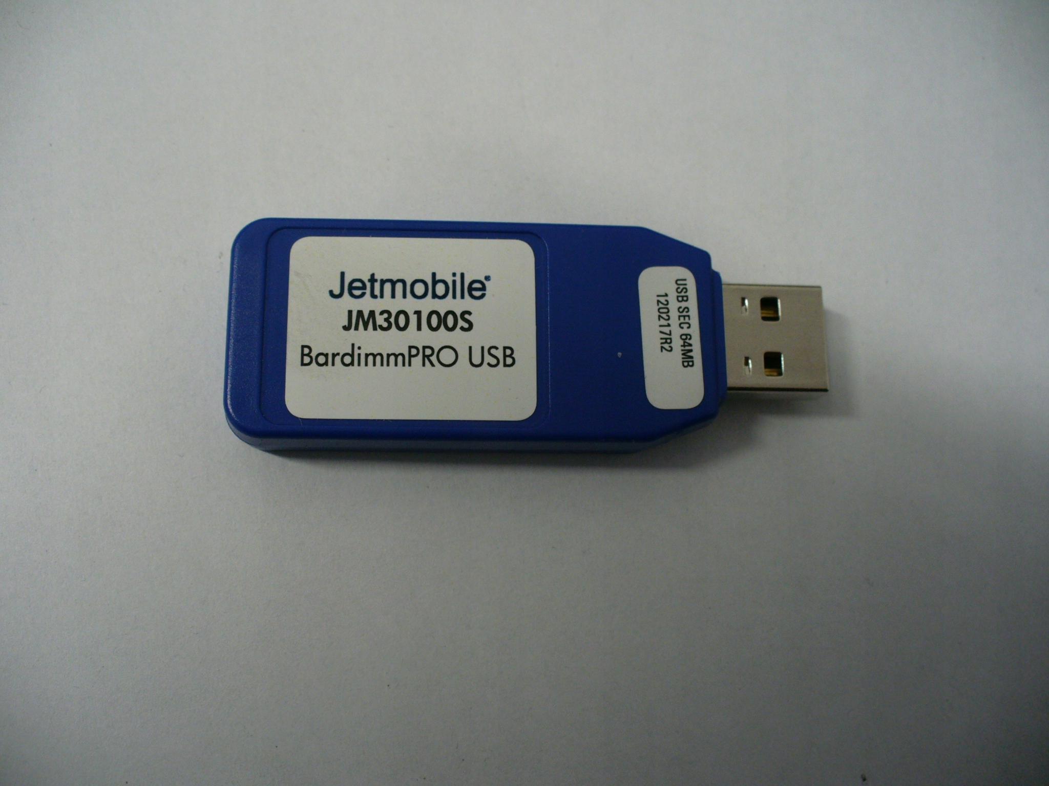 Jetmobile JM30100s Barmmm Pro USB HP M601 M602