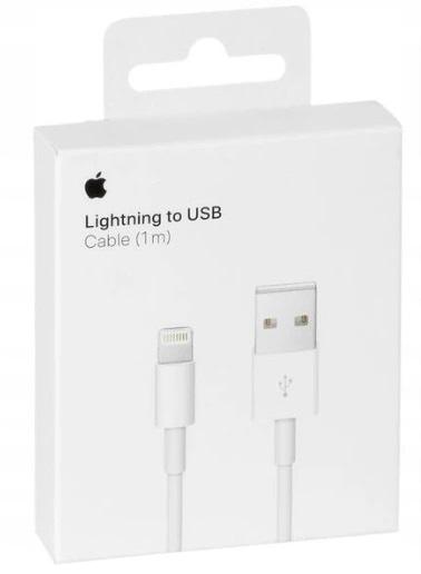 ORYGINALNY KABEL do iPhone Apple 5 6 7 8 X XR 11
