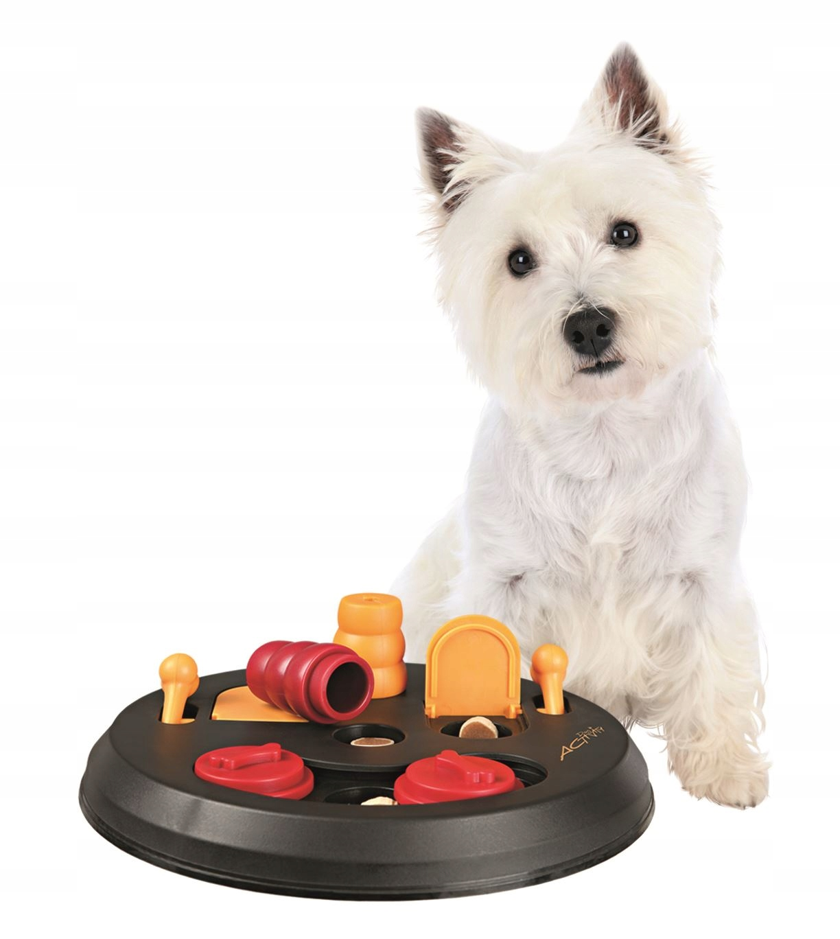 Развивающая игрушка для собак (Flip Board) TX-32026