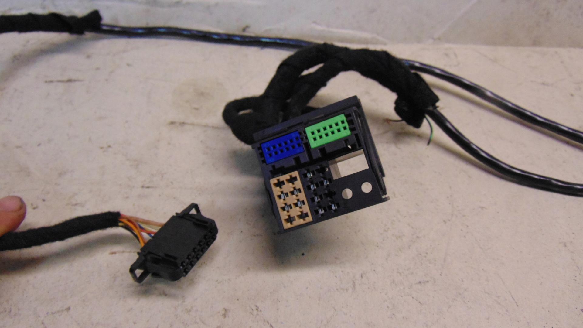 кабель кабель cd-чейнджер navi audi a4 b6 b7 rns-e