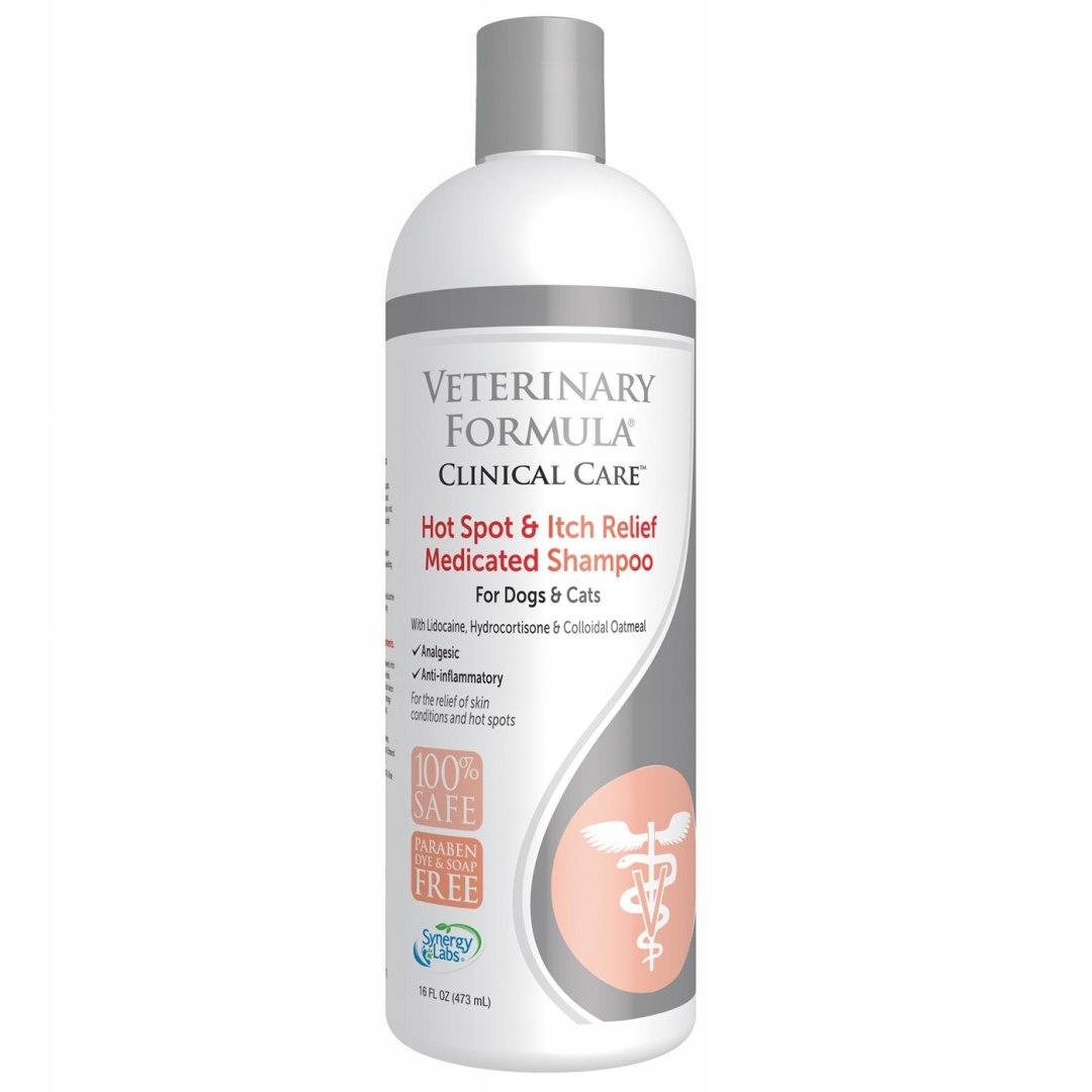 VFCC Hot Spot & I успокаивающий шампунь