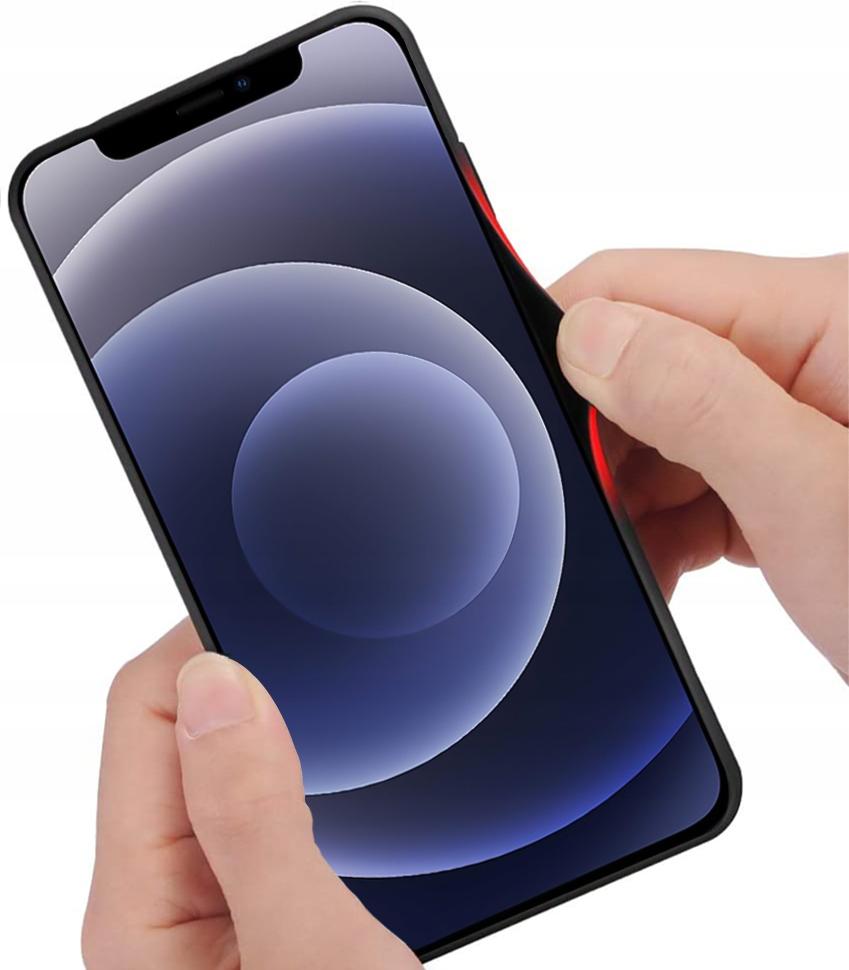 Etui do iPhone 12 Case Glass + Szkło 9H Producent Kraina GSM
