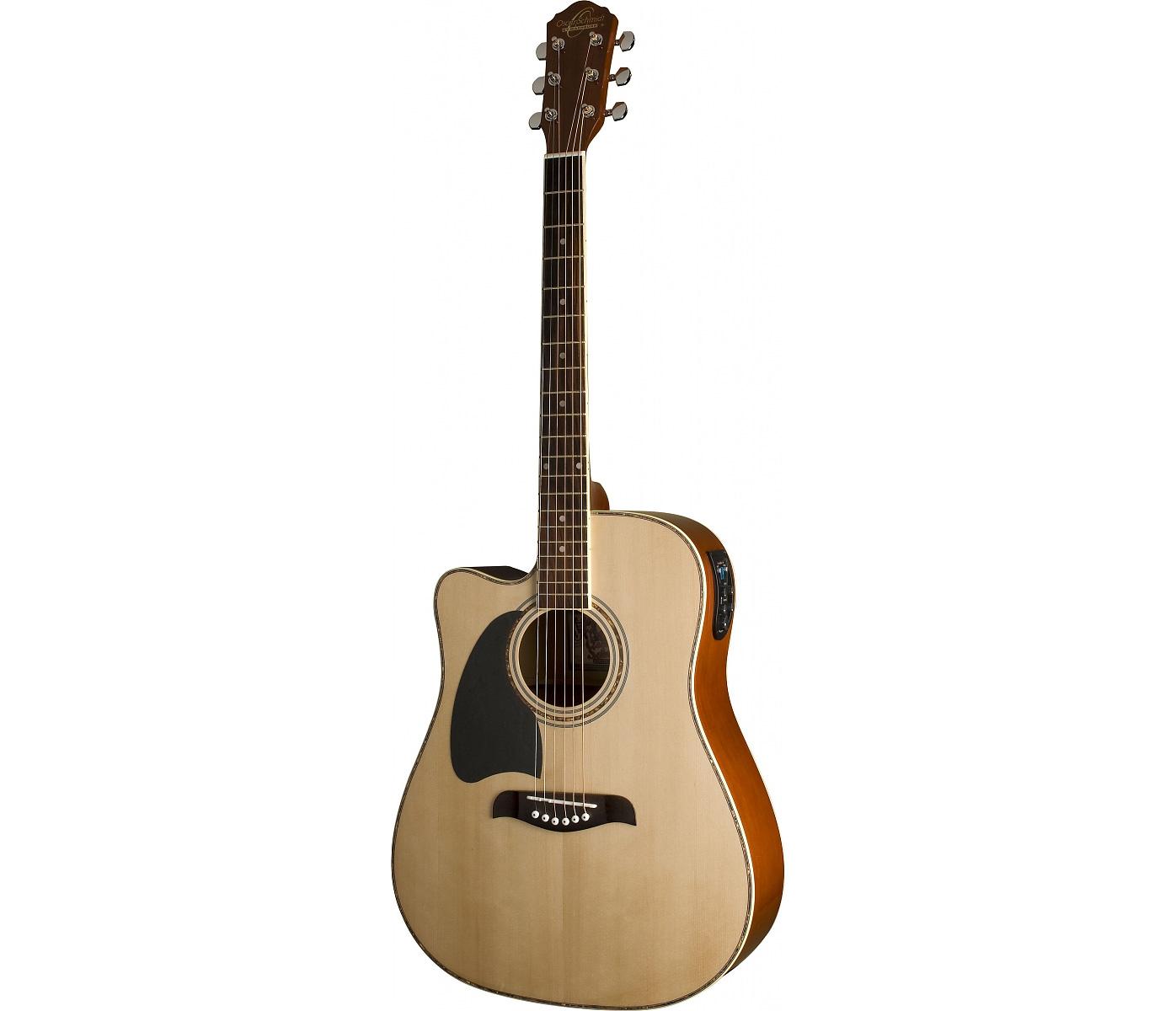 Oscar Schmidt og 2 CE (n) ľavá ruka - gitara