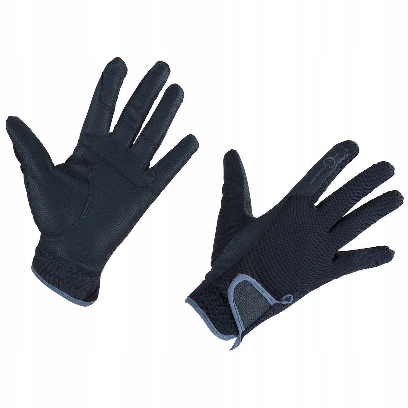 Y17 Перчатки для Верховой езды Детские Covalliero XXS