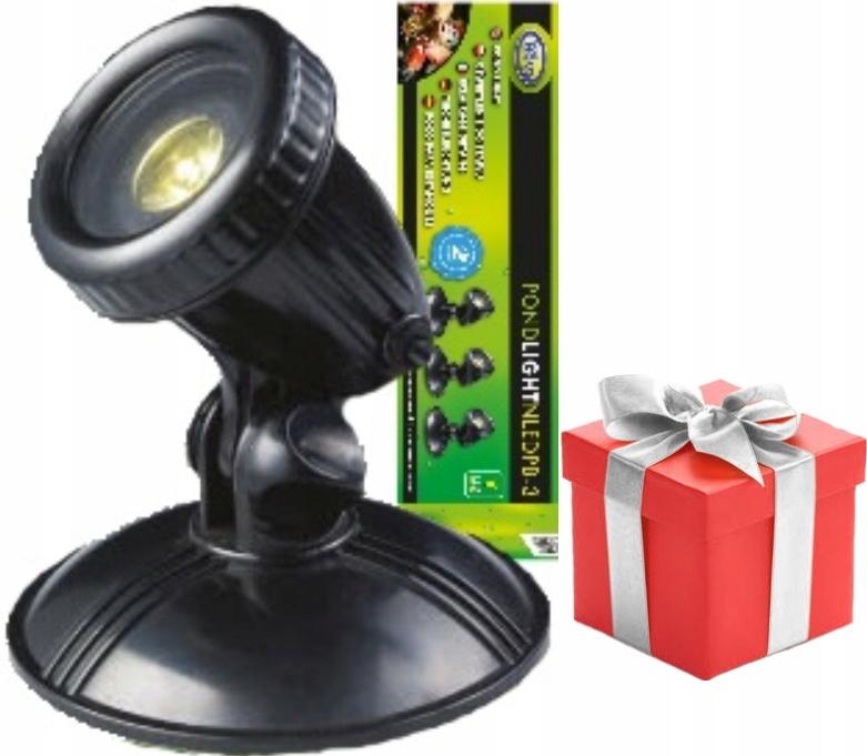 Лампа Aqua Nova для освещения EYELET NLED-PB3