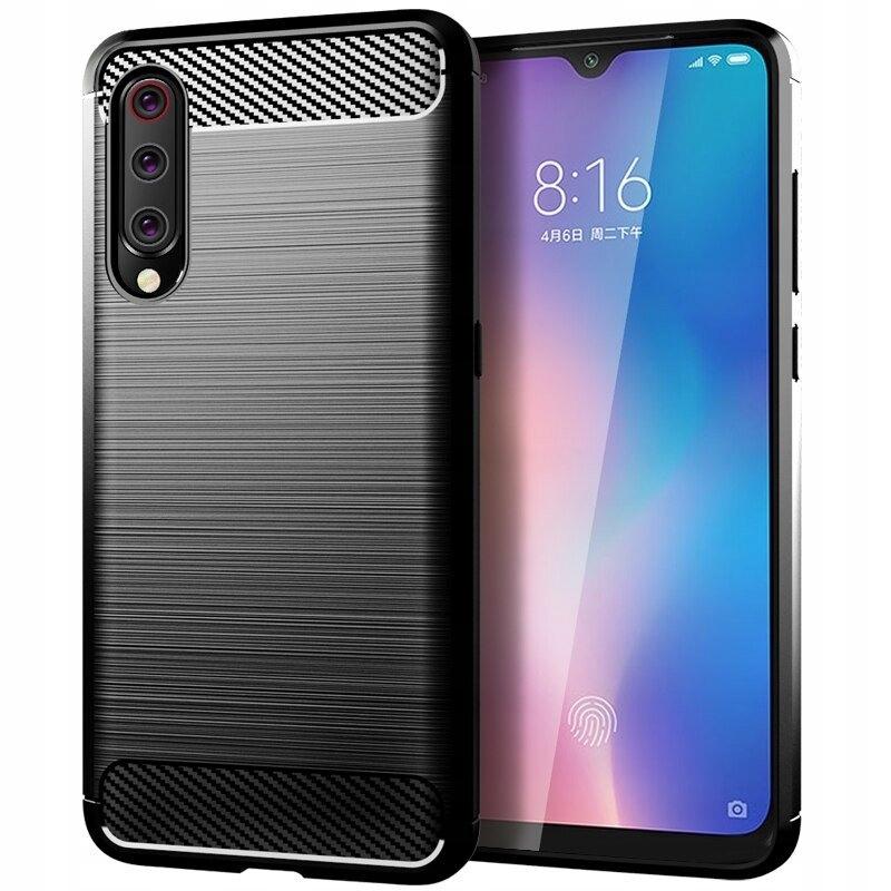 Carbon Etui Xiaomi Mi A3 / Xiaomi Mi CC9E