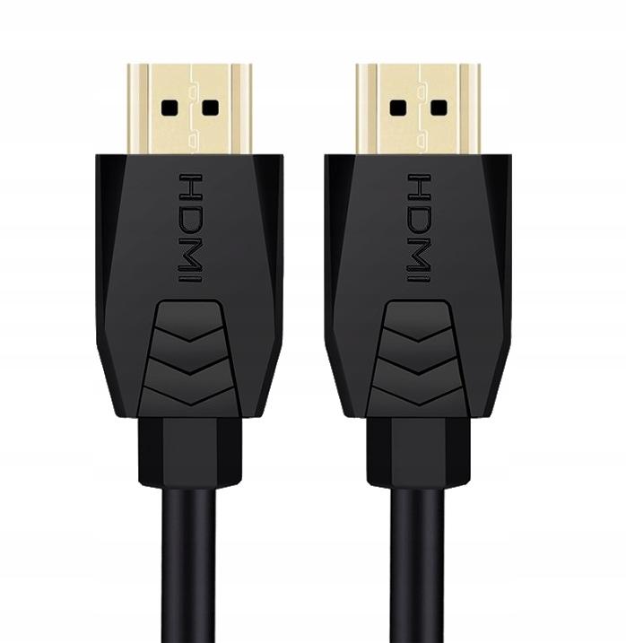 Kabel HDMI 2.0 4K 3D UHD 2m 48 bit MIEDŹ PREMIUM 7293386165 - Sklep internetowy AGD, RTV, telefony, laptopy - Allegro.pl