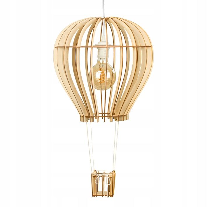 Deku - Balloon Детский деревянный подвесной светильник
